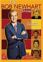 Cover image for The Bob Newhart show. Season 3, Complete [videorecording DVD]