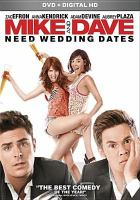 Cover image for Mike and Dave need wedding dates [videorecording DVD]