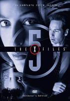 Cover image for The X files. Season 05. Disc 3
