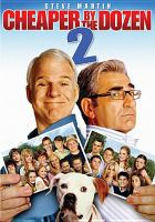 Cover image for Cheaper by the dozen 2 :