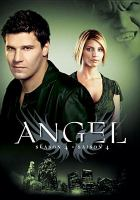 Cover image for Angel. Season 4, Complete