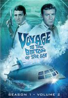 Cover image for Voyage to the bottom of the sea. Season one, vol. two