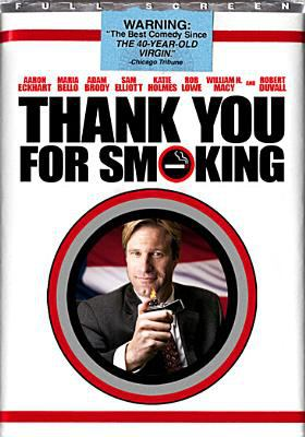 Cover image for Thank you for smoking