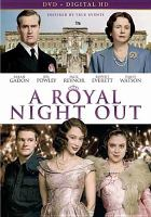 Cover image for A royal night out [videorecording DVD]
