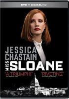Cover image for Miss Sloane [videorecording DVD]
