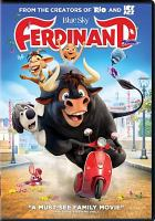Cover image for Ferdinand [videorecording DVD]