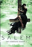 Cover image for Salem. Season 2, Complete [videorecording DVD]