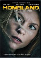 Cover image for Homeland. Season 5, Complete [videorecording DVD]