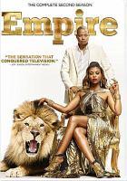 Cover image for Empire. Season 2, Complete [videorecording DVD]