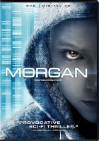 Cover image for Morgan [videorecording DVD]
