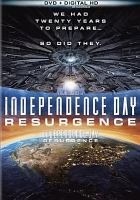 Cover image for Independence day. Resurgence [videorecording DVD]