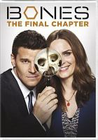 Cover image for Bones. Season 12, Complete [videorecording DVD : the final chapter