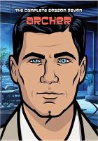 Cover image for Archer. Season 7, Complete [videorecording DVD]