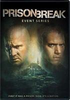 Cover image for Prison break : event series [videorecording DVD]