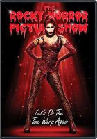 Cover image for The Rocky Horror picture show [videorecording DVD] : let's do the time warp again