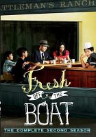 Cover image for Fresh off the boat. Season 2, Complete [videorecording DVD].