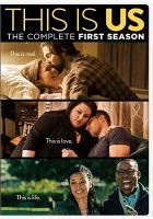 Cover image for This is us. Season 1, Complete [videorecording DVD]