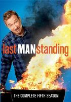 Cover image for Last man standing. Season 5, Complete [videorecording DVD]