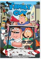 Cover image for Family guy. Season 15, Complete [videorecording DVD].