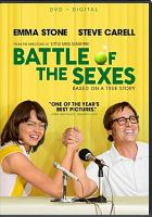 Cover image for Battle of the sexes [videorecording DVD]