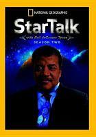 Cover image for StarTalk. Season 2, Complete [videorecording DVD]