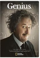 Cover image for Genius. Season 1, Complete [videorecording DVD] (Geoffrey Rush version)