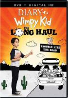 Cover image for Diary of a wimpy kid [videorecording DVD] : The long haul