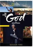 Cover image for The story of God. Season 2, Complete [videorecording DVD]