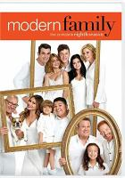 Cover image for Modern family. Season 8, Complete [videorecording DVD]