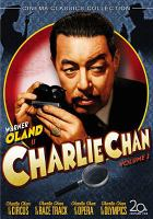 Cover image for Charlie Chan at the Olympics [videorecording DVD]