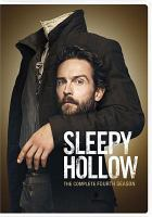 Cover image for Sleepy Hollow. Season 4, Complete [videorecording DVD]