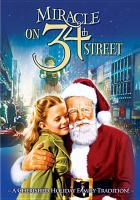 Cover image for Miracle on 34th Street (1947)