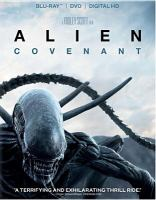 Cover image for Alien. Covenant [videorecording DVD]
