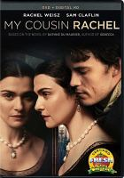 Cover image for My cousin Rachel [videorecording DVD]