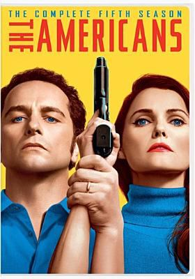 Cover image for The Americans. Season 5, Complete [videorecording DVD]