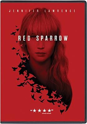 Cover image for Red sparrow [videorecording DVD]