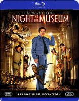 Cover image for Night at the Museum [videorecording Blu-ray]