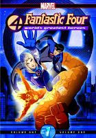Imagen de portada para Fantastic Four : world's greatest heroes. Vol. 1
