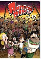 Cover image for American Dad! : Volume 12, Complete [videorecording DVD.