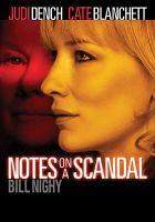 Imagen de portada para Notes on a scandal