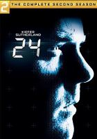 Cover image for 24. Season 2, Complete