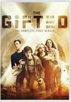 Cover image for The gifted. Season 1, Complete [videorecording DVD].