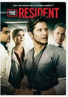 Cover image for The resident. Season 1, Complete [videorecording DVD].