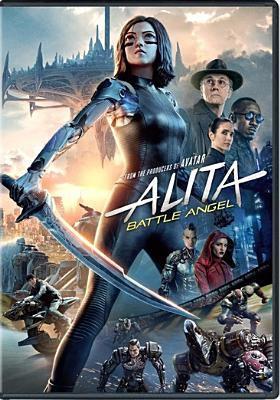 Cover image for Alita : battle angel [videorecording DVD]