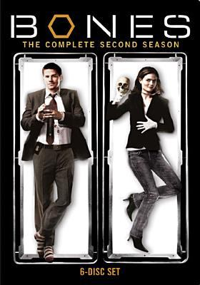 Cover image for Bones. Season 02, Complete