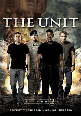Cover image for The Unit. Season 2, Complete