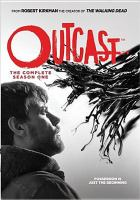 Cover image for Outcast. Season 1, Complete [videorecording DVD].
