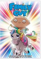 Cover image for Family guy. Season 16, Complete [videorecording DVD]