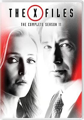 Cover image for The X-files. Season 11, Complete [videorecording DVD].