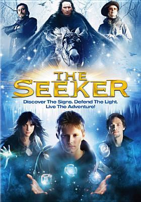 Imagen de portada para The seeker the dark is rising